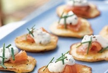 Special Events Hors D'Oeuvres and more / by Anna Garcia