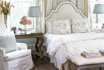 Beautiful bedrooms / by Alison Reid