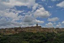 Dörfer und Städte der Maremma, Toskana