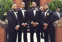 OnPoint Groom & His Men / by Weddings OnPoint