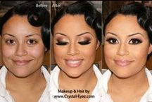 OnPoint Bridal Makeup / by Weddings OnPoint
