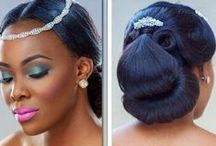 OnPoint Bridal Hairstyles / by Weddings OnPoint