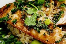 Recipes - Fish Entrees / by Beverly Cooper