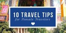 Travel Tips and Tricks / Tips, tricks and ideas to make travel easier and more organized