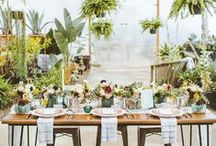 Styled Shoots We Love / A Collection Of Our Favorite Styled Photo Shoots