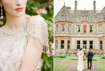 The Great Gatsby Themed Photoshoot / by Alison Reid
