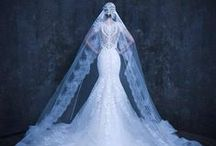 OnPoint Wedding Dresses / by Weddings OnPoint
