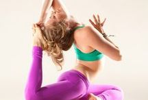Yoga & Studio / I will bend. I will not break. I will what I want.