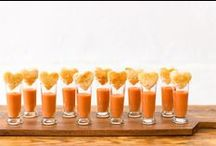 Mini Appetizers / Mini Appetizer Ideas for your Wedding Day