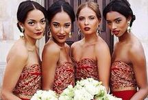 Bridesmaids Dresses / by Weddings OnPoint