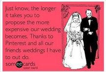 Wedding Jokes/Humour / by Weddings OnPoint