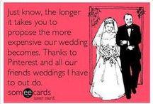 Wedding Jokes/Humour / by Weddings OnPoint