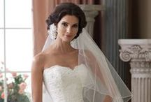 David Tutera for Mon Cheri / Wedding Dresses by David Tutera / by Mon Cheri