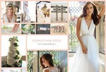 """Boho Chic Beach Wedding / Elements of Style """"Boho Chic Beach Wedding"""" by Mon Cheri features Sophia Tolli wedding dress fall 2014 collection-style Y21435 Joanne.  This sleeveless chiffon slim A-line gown with plunging V-neckline & stunning beaded sheer back has all the right elements for a Boho Chic themed destination wedding on the beach.  #sophiatolli #moncheribridals #fall2014 #weddingdress #destinationwedding #bohochic #bohochicbeachwedding #elementsofstyle #styleboards / by Mon Cheri"""