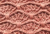 Crochet-stitches and tutorials / by Katie M