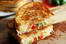 Sandwiches / by Lizventures (Liz & Chanelle)