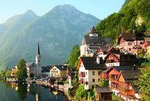 Travel {Austria} / by Julianne