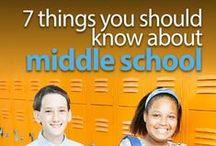 Middle School / Parent's & Student's Middle School Survival Guide