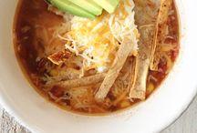 Soups - Slow Cooker/Crock Pot