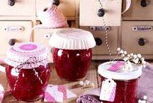 ::: marmeladen & konfitüren ::: / Rezeptideen für selbstgemachte Marmeladen und Konfitüren.