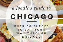 travel to chicago / things to see, eat and enjoy in chicago...!