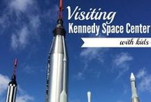 travel to cape canaveral / what to see in cape canaveral and the kennedy space center...!