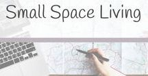 Small Space Living / spall space living, tiny house, family in tiny house, tiny house with kids, tiny house with children, small home with children, minimal living, minimalist home,