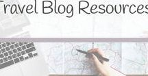 | travel blog resources | / travel blog resources, travel blogger tips, guide for writing travel blog posts, how to make your travel blog stand out, write a blog while on vacation, blog skills, create a better travel blog