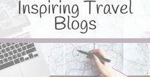 Inspiring Travel Blogs