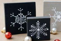Christmas crafts / by Tara Langenbrunner