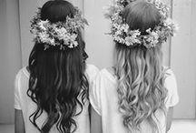 My style - Hair.