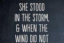 Words of the wise / by Nina Hernandez