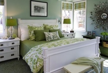 Bedrooms.. Large,Small, Simple or Grand / by Joan Klein
