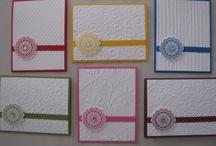 Card Ideas / by Becky Zrinsky