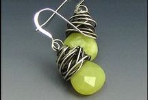 Wire & Metal Jewelry Tutorials / so many creative projects for both precious and hardware store wire.   Most of the metal tutorials are on another board - Jewelry Tools, Tutes & Misc. / by Linda Linebaugh