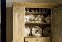 the pale, the tattered and the painted / painted furniture inspirations / by sten soppa