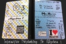 Interactive Math Notebooks / by Jessie Hester