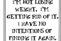Weight Loss Motivation / by Felecia Rose