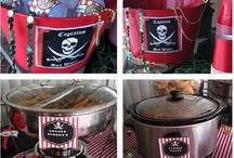 Birthday Party Ideas! / Pirate Birthday!