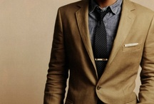 Clothing For MEN.  / by Arturo Coria