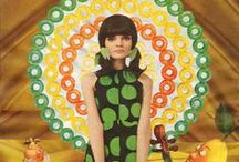 60's costume ideas style fashion / by Maree Mohr
