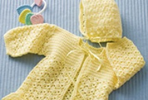 baby & children's knit, crochet or sewing