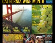California Wine Month / Take a virtual road trip of California wine country at this one-of-a-kind wine tasting where wines are organized region by region, celebrating diverse and delicious offerings from throughout the state for September: California Wine Month. Taste more than 60 California wines with artisanal cheeses and salumi and meet the winemakers and growers behind them. Visit www.discovercaliforniawines.com/californiawinemonth for more info!
