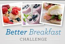 Better Breakfast Challenge / by CoolSculpting by ZELTIQ