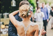 {wedding} / flowers & such / by zoë wilson