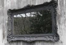 mirror mirror / or is it frame frame? / by sten soppa