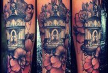 Tattoos / by Lauren Heislup-Balderson