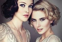 20's costume ideas / by Maree Mohr