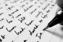 {writing} / by zoë wilson