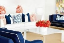 navy decor